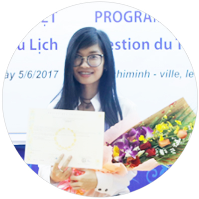 dai hoc van lang trao van bang du lich phap viet 05 6 2017 05