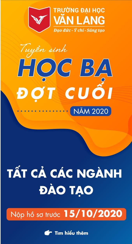VLU-Nhap hoc dot cuoi